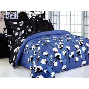 Arya Santa Blossom   Duvet Cover Bed in Bag   Full / Queen Bedding