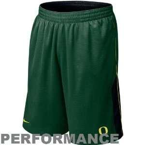 Nike Oregon Ducks Green Black Reversible Performance Basketball