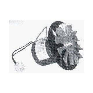 Whitfield Pellet Stove Exhaust Motor Blower w/ Gasket