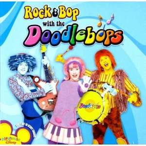 Doodlebops Rock and Bop: Music