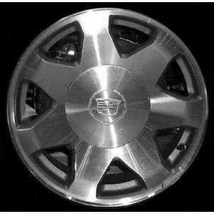 02 03 CADILLAC ESCALADE ALLOY WHEEL RIM 17 INCH SUV, Diameter 17