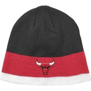 Chicago Bulls NBA Series Team Logo Knit Hat Sports