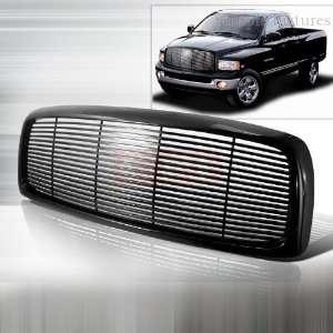 Dodge 2002 2005 Dodge Ram Pick Up Black Grille PERFORMANCE