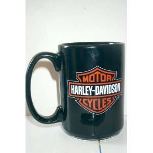 Harley Davidson Bar & Shield Logo Decal Coffee Mug