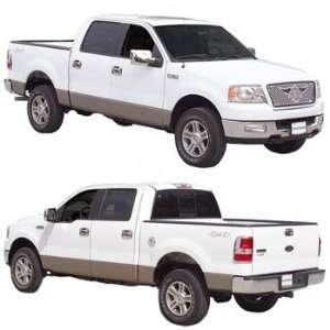 Putco 405048 Ford F 150 Complete Chrome Package   For models equipped
