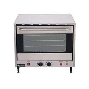 Deck Electric Convection Oven  208 Volts, Half Size: Kitchen & Dining