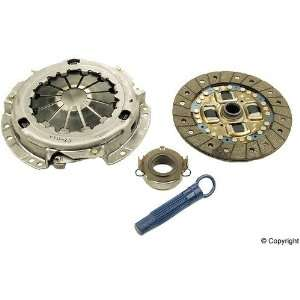 New! Toyota Corolla/MR2/Paseo/Tercel Clutch Kit 84 85 86 87 88 89 90
