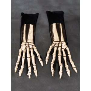 Skeleton Gloves Movie Quality Mask Costume Halloween: Everything Else