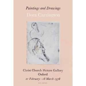 Gallery, 21 February 18 March 1978 Dora de Houghton Carrington Books