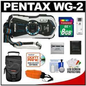 Pentax Optio WG 2 Shock & Waterproof GPS Digital Camera