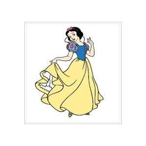 Disney / All Night Media Mounted Stamp SNOW WHITE Arts
