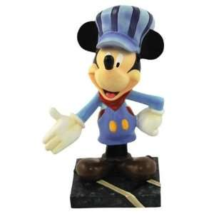 Disney Mickey Mouse All Aboard Figure 4   75th Year Statue