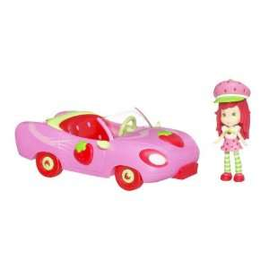 Playsets   Convertible with Strawberry Shortcake Doll: Toys & Games