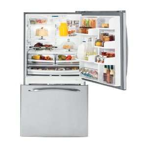 Energy Star Stainless Steel Counter Depth Full Door Refrigerator