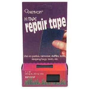 New Repair Tape   Ripstop (Green) Sports & Outdoors