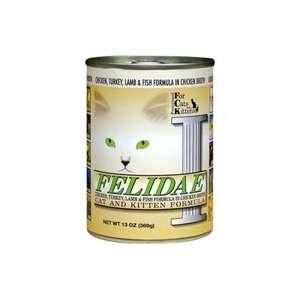 Chicken Turkey Lamb & Fish Cat Food 12 13 oz Cans Pet Supplies
