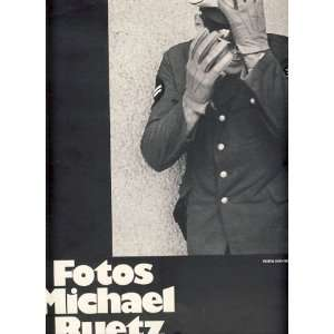 Michael Ruetz, Fotos;: Michael Ruetz: Books