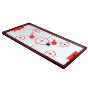 In 1 Slide Hockey and Ping pong Table Top Game Center Toys & Games