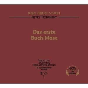 Altes Testament. Das erste Buch Mose (Genesis). 4 CDs Music