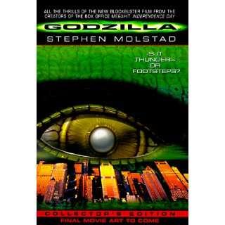 Godzilla: The Novelization (9780061050565): Stephen