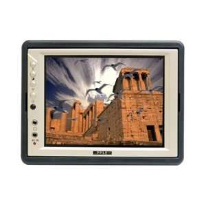 HR6 6 Inch Color Tft/LCD Monitor with Headrest Frame and Stand Bracket