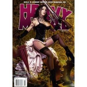 Heavy Metal March 2010 Requiem # 8 By Mills Lorenzo