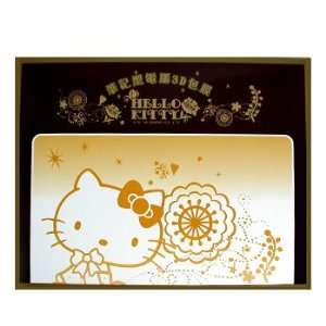 Hello Kitty Decorative Laptop Stickers Flowers Toys