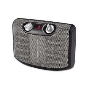 Holmes Twin Ceramic 1500W Heater w/Comfort Control Thermostat