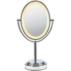 New High Quality CONAIR BE47X LIGHTED 2 SIDED MIRROR