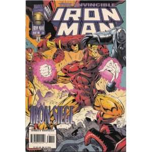 Iron Man (1st Series) (1968) #331: Books