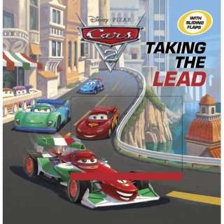 Taking the Lead (Disney/Pixar Cars 2) (Puzzle Book