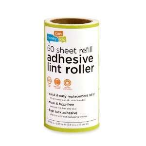 Do LNTZ01589 6 Pack of 60 Sheet Lint Roller Refills: Home & Kitchen