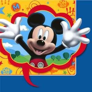 Hallmark Disney Mickey Fun and Friends Lunch Napkins