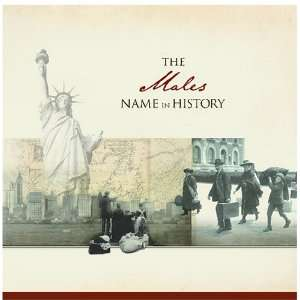 The Males Name in History Ancestry Books