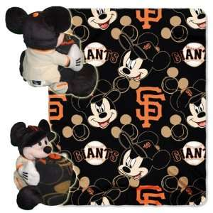 MLB San Francisco Giants Disney Mickey Mouse Hugger
