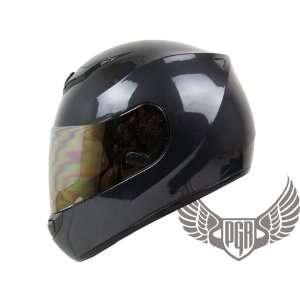 PGR Arrow Full Face DOT Approved Motorcycle Helmet (Medium