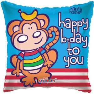 18 Happy House Monkey Birthday To You: Toys & Games