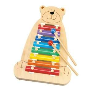 Branching Out   Musical Bear (Xylophone) [Toy] TopMarkToys
