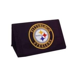 NFL PITTSBURGH STEELERS FOOTBALL LOGO WALLET  Sports
