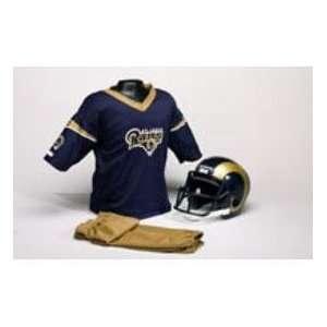 St. Louis Rams NFL Youth Uniform Set   St. Louis Rams Uniform