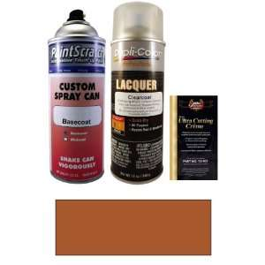 12.5 Oz. Dark Orange Metallic Spray Can Paint Kit for 1979