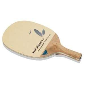 NITTAKU Alulass R H Penhold Table Tennis Blade