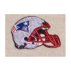 ENGLAND Patriots NFL Embroidered Team HELMET PATCH