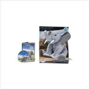Planet Toys Planet Earth Large Plush Animals with unseen footage DVD