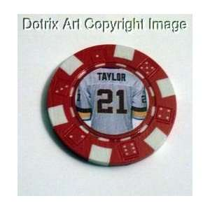 Taylor Las Vegas Casino Poker Chip limited edition