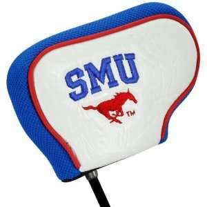 NCAA SMU Mustangs Royal Blue Blade Putter Cover