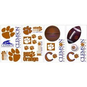 Tigers Kids Removable Wall Graphics Stickers
