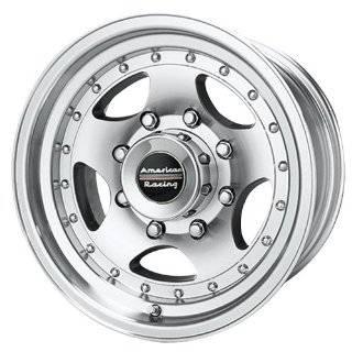 Racing Ventura AR136 Polished Wheel (15x7/5x4.5) Automotive