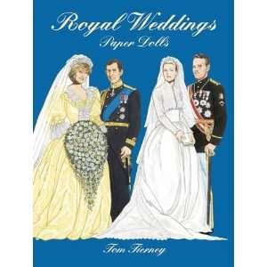Royal Weddings Paper Dolls (9780486441788) Tom Tierney