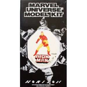 Iron Man Figure Vinyl Model Kit 1/6 Scale (1989 Horizon) Toys & Games